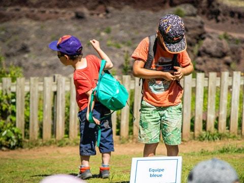 Cycle 2 Visite au Volcan de Lemptégy