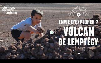 Nouvelle vidéo – Clermont Auvergne Tourisme