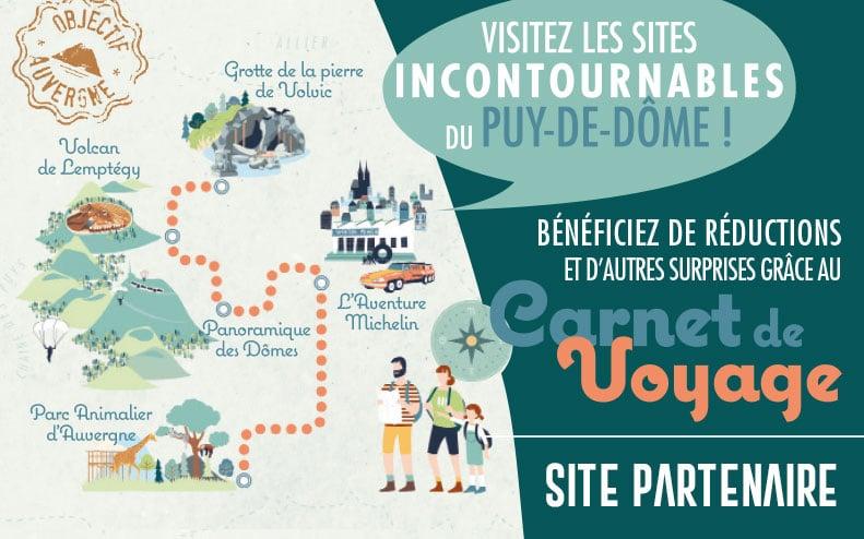 Partenaire Objectif Auvergne