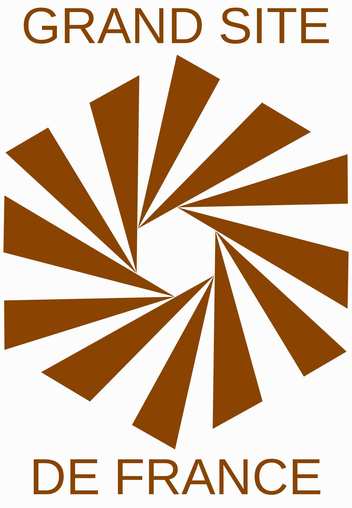 Logo Grand Site de France